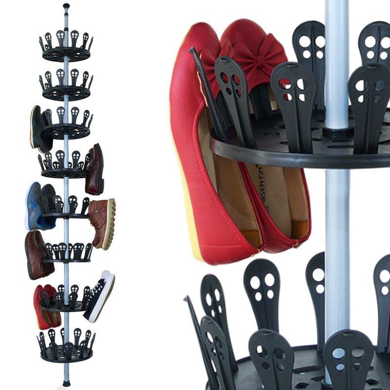 p ka rega stojak obrotowy na buty dom meble przedpok j. Black Bedroom Furniture Sets. Home Design Ideas